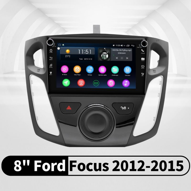 ford focus android radio