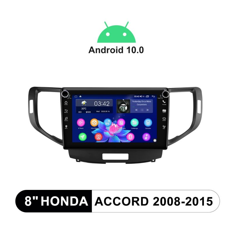 honda accord sound system upgrade