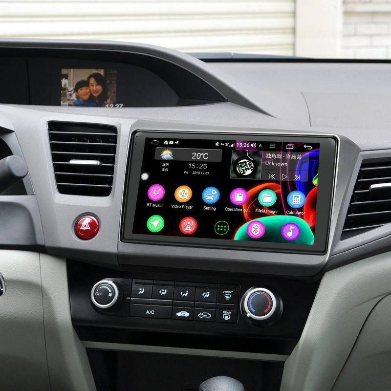 9 inch IPS Screen Honda Civic car stereo