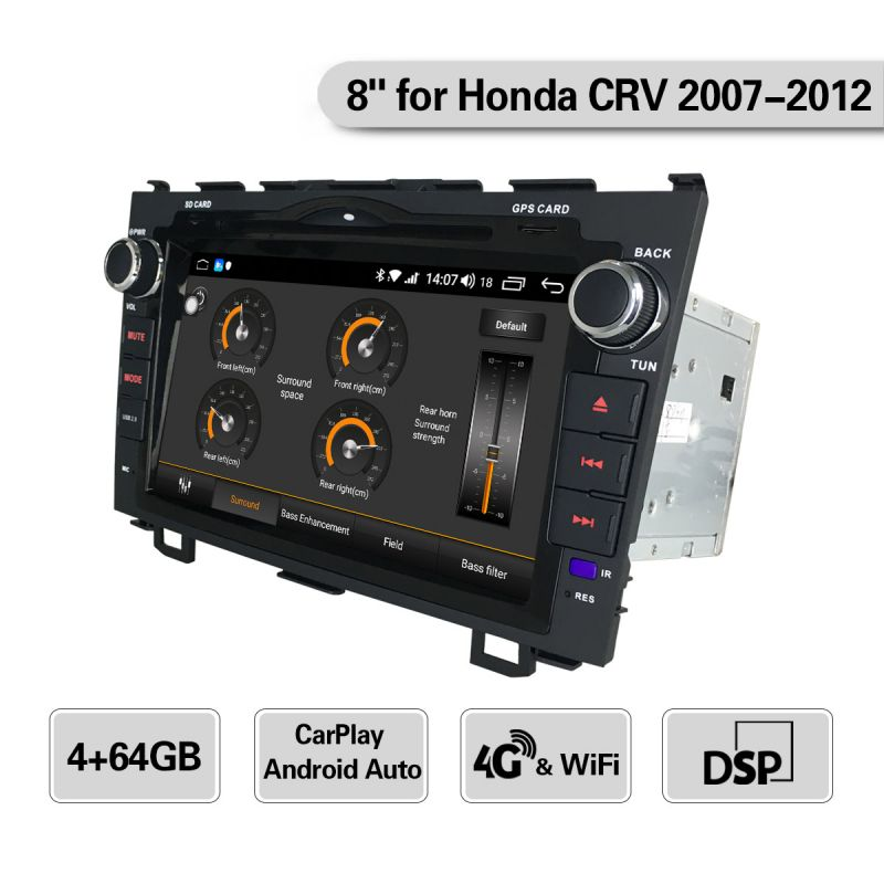 Honda crv android car audio system