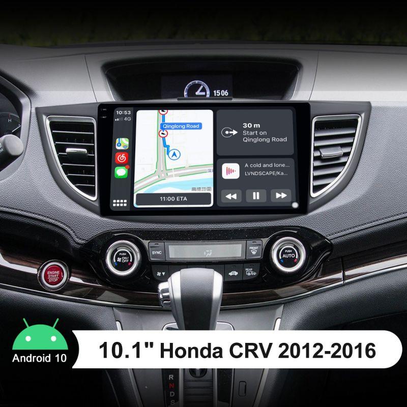 Honda crv car gps radio