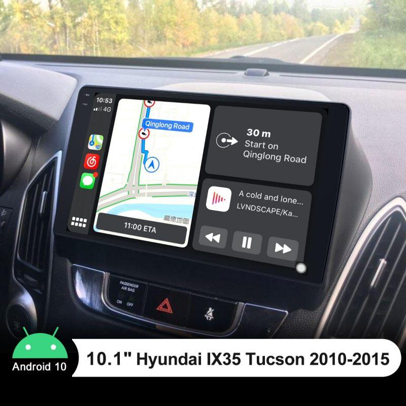 hyundai tucson android radio
