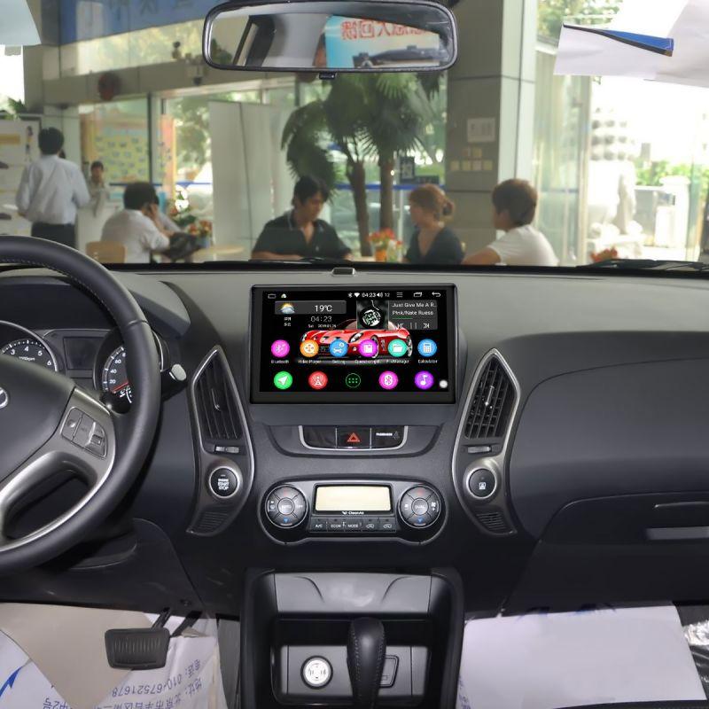hyundai tucson car stereo replacement
