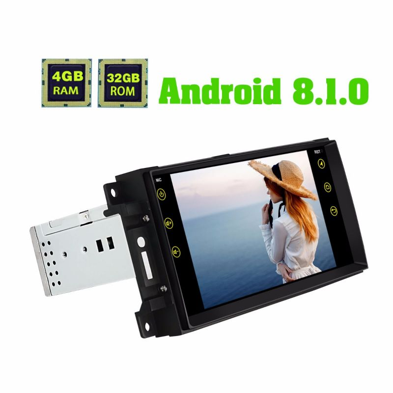 Jeep android head unit