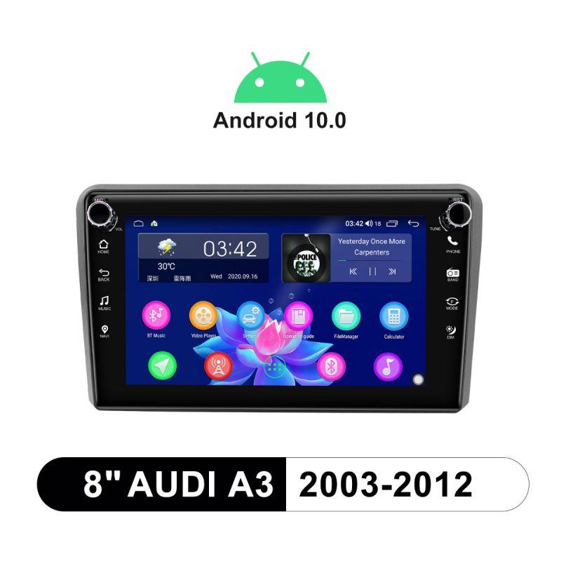 audi a3 android autoradio