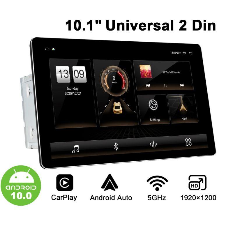 "10.1"" universal 2 din 1920X1200"