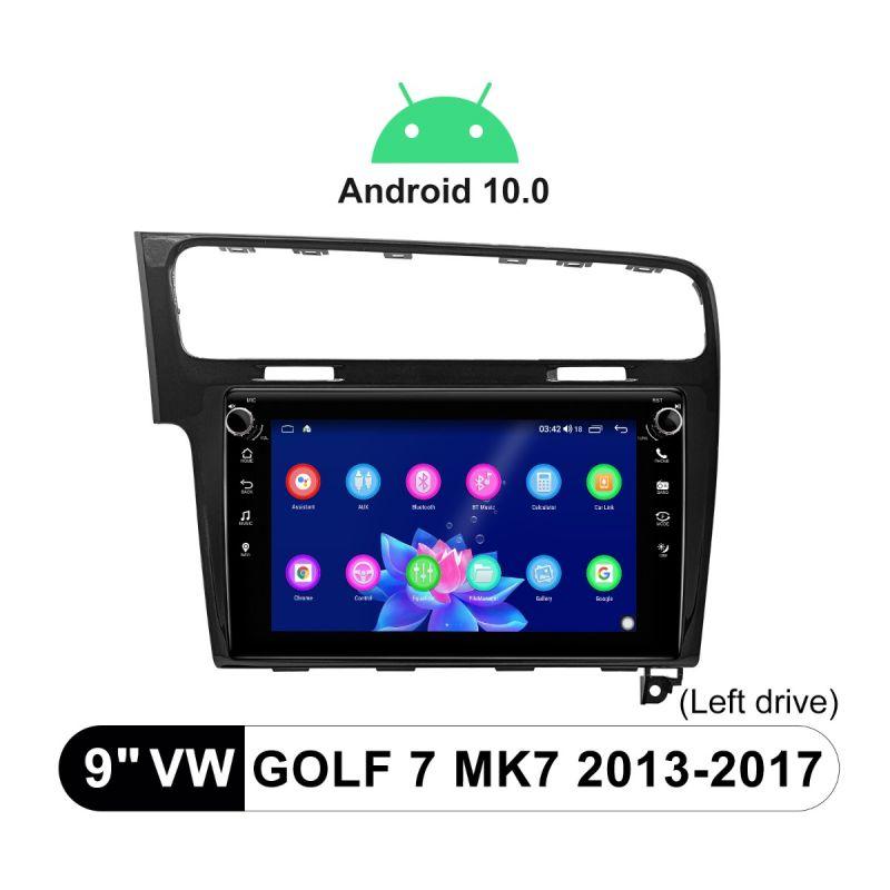 volkswagen golf7 head unit replacement