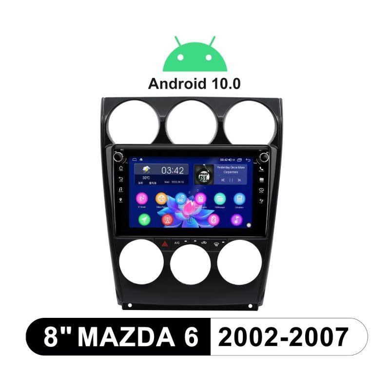 mazda 6 android radio