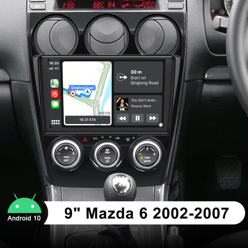 Mazda 6 android autoradio