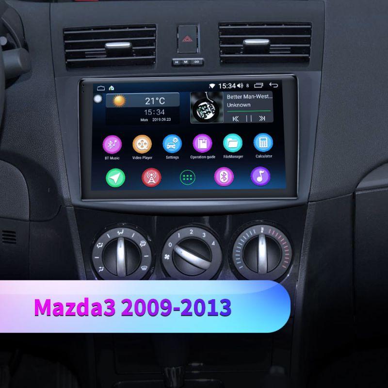 mazda android radio