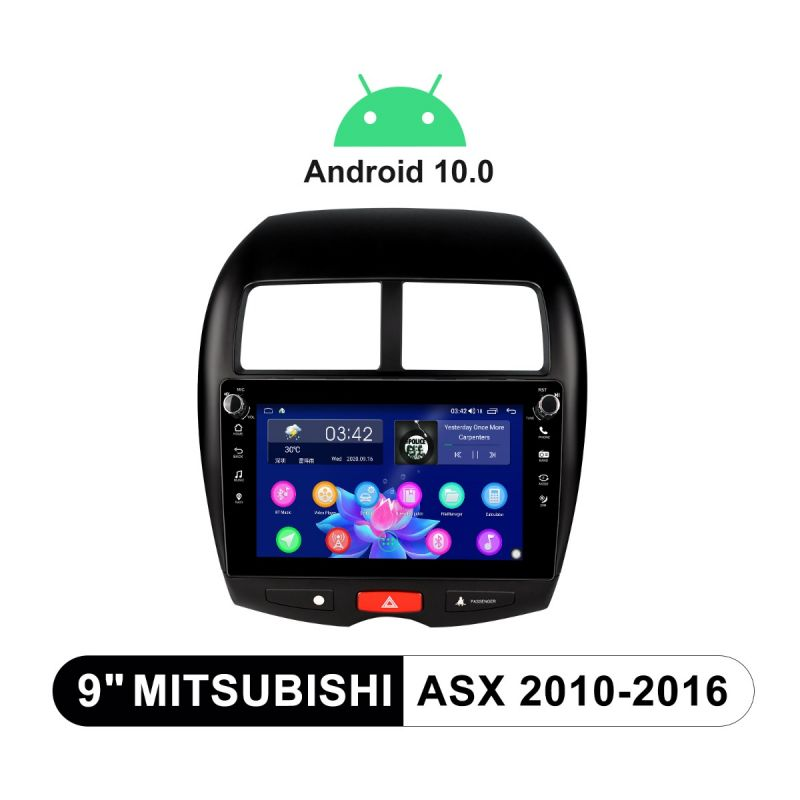 mitsubishi asx head unit upgrade