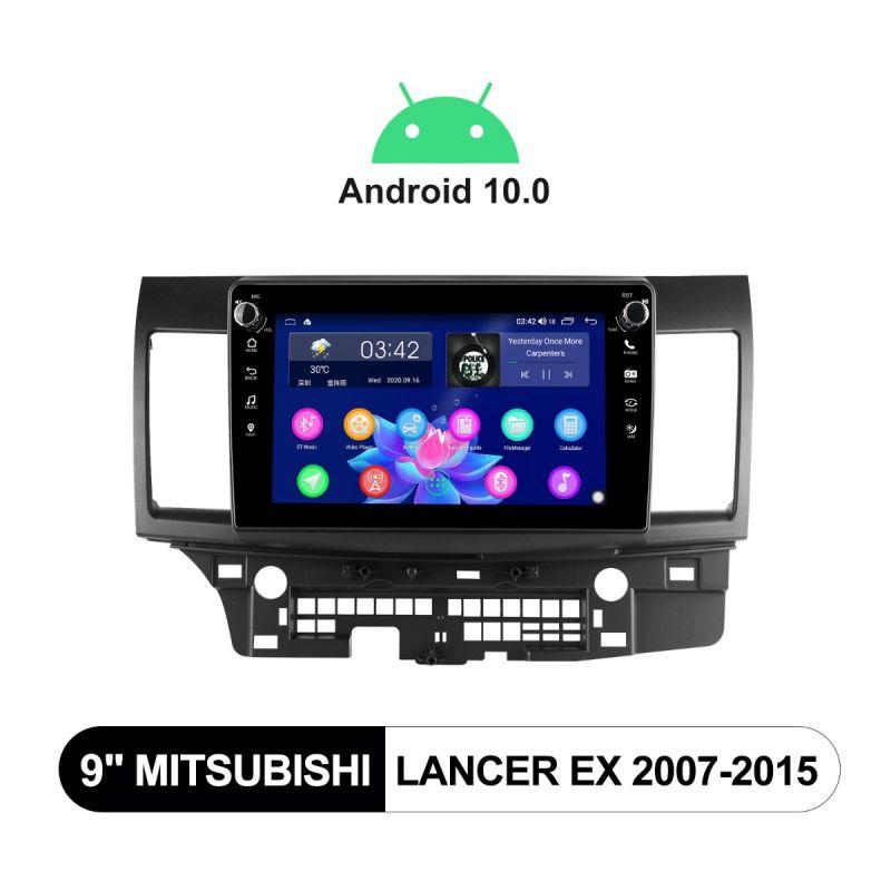 mitsubishi lancer android head unit