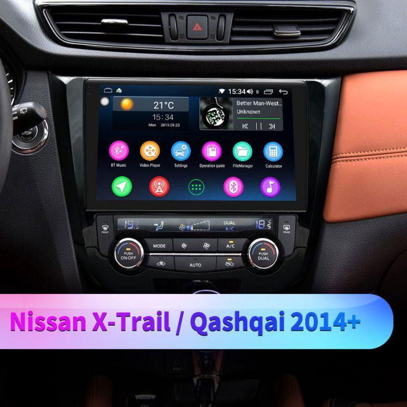 Nissan android car gps navigation system