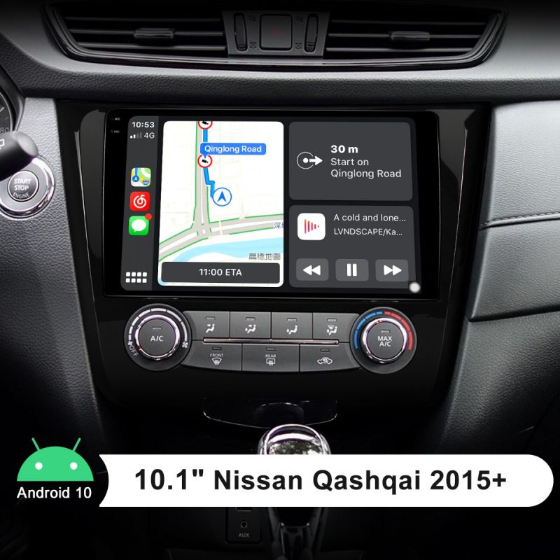 aftermarket nissan 4g head unit