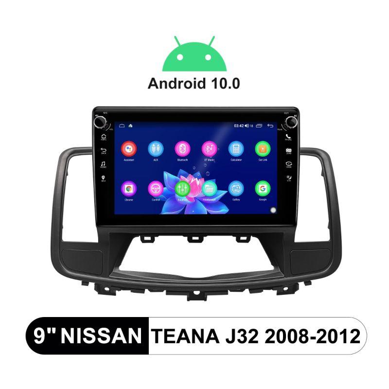 Nissan Teana android 10 radio