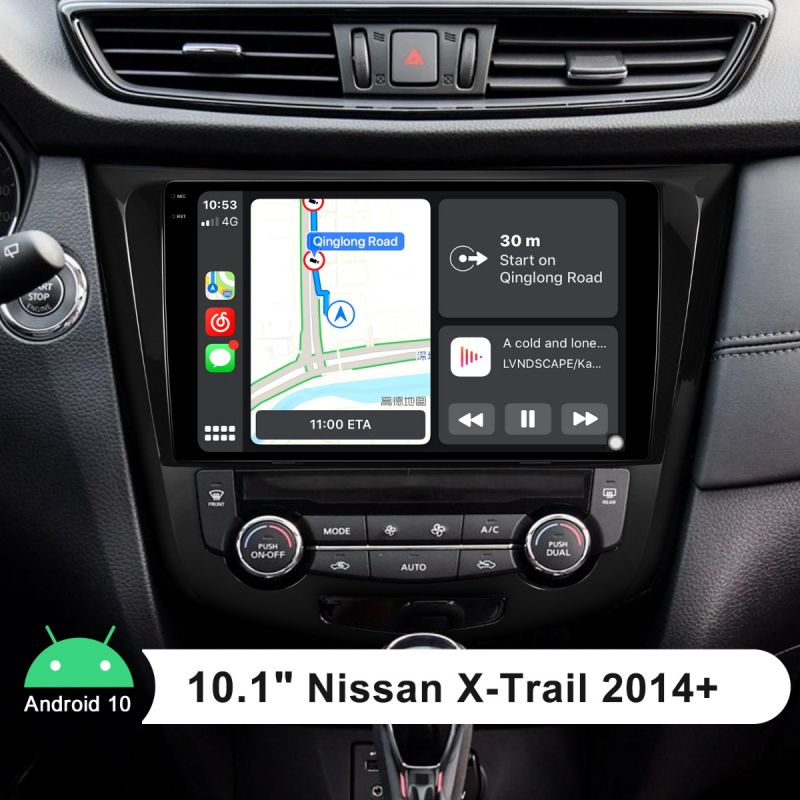 nissan android auto system