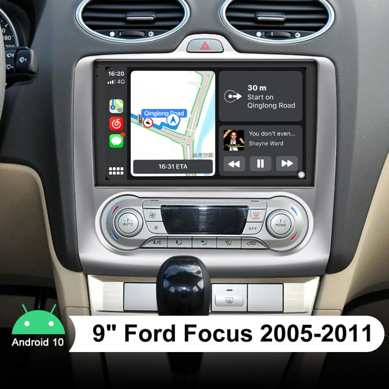 android 10 ford car audio  system