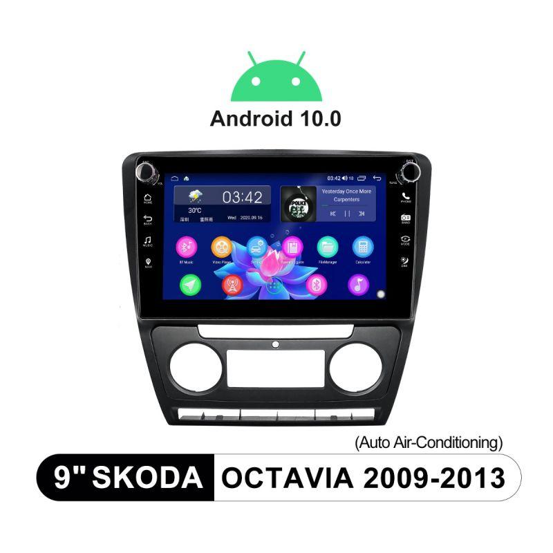 skoda octavia android stereo