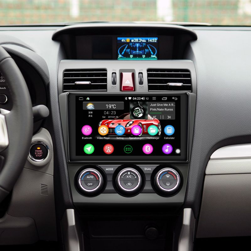 subaru android car stereo replacement