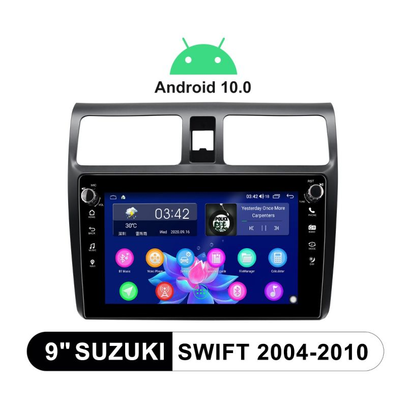 suzuki swift android head unit