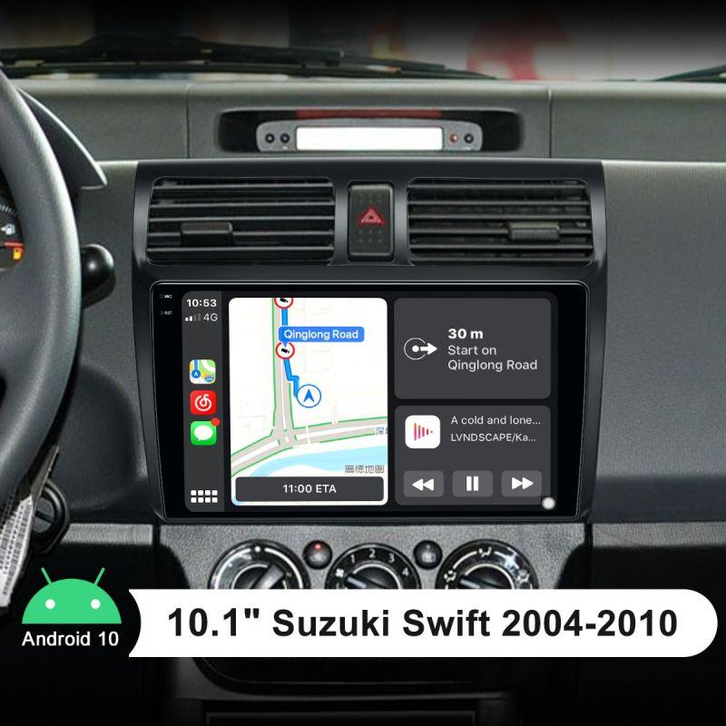 Suzuki Swift android radio replacement
