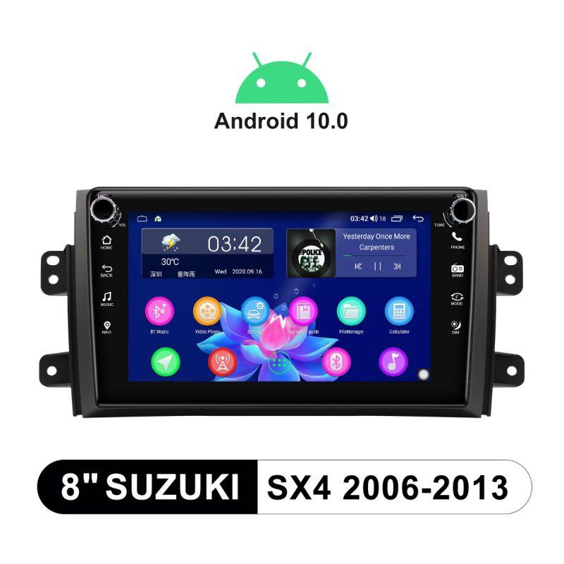 suzuki sx4 android car radio