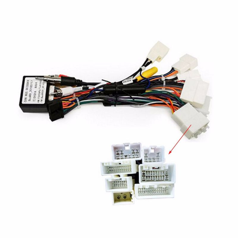 Joying Toyota Canbus Harness wiring cable