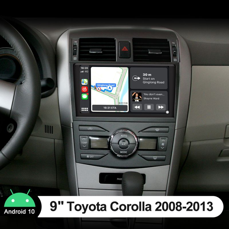 corolla head unit