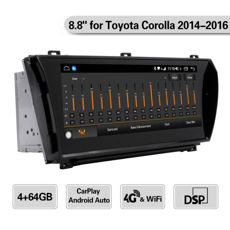 aftermarket toyota corolla gps navigation system
