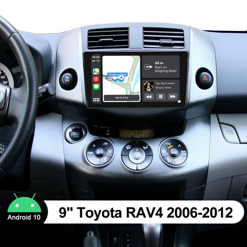 toyota rav4 android car audio system