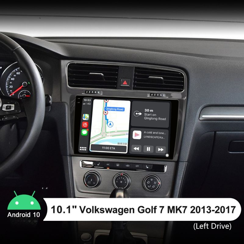 android car gps navigation system for golf 7
