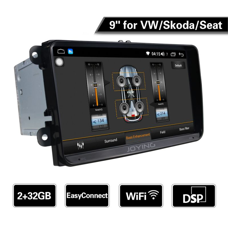vw golf stereo upgrade