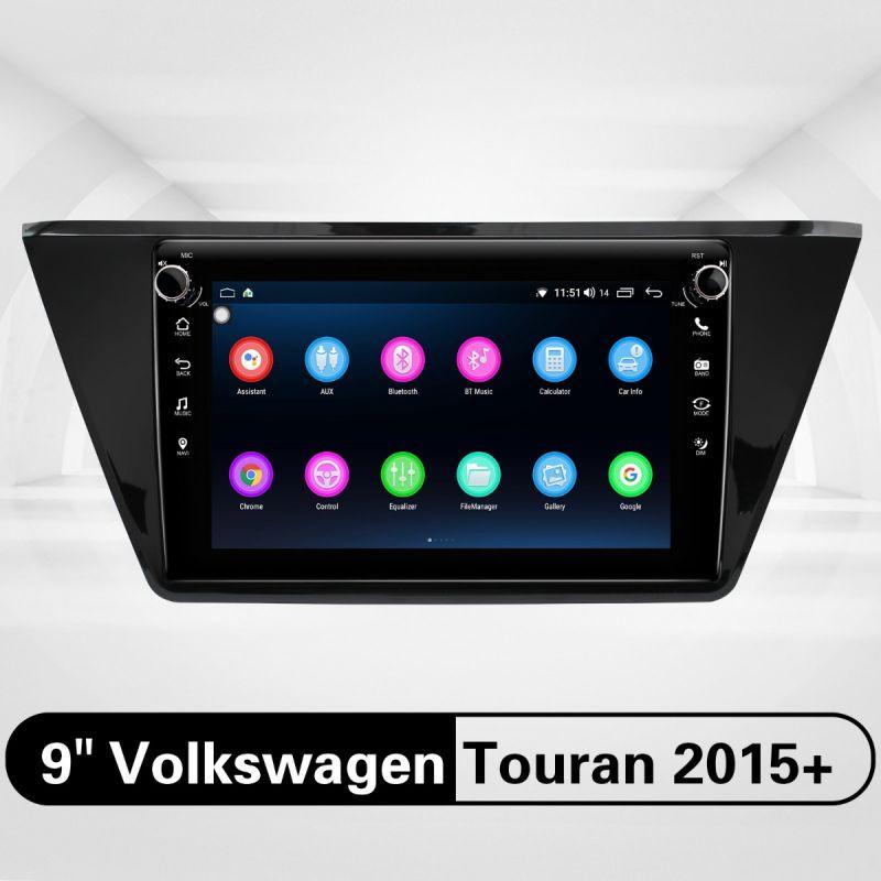 vw touran car gps navigation system