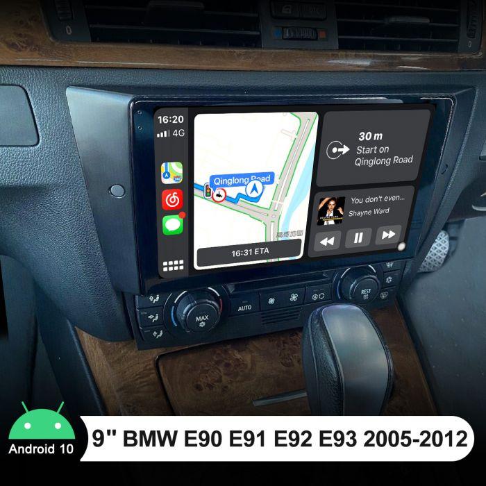 Bmw E90 328i Android Stereo Upgrade Joying
